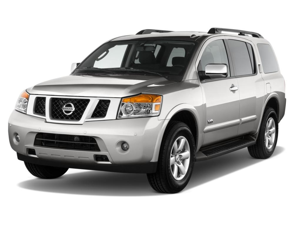 2010 Nissan Armada Review, Ratings, Specs, Prices, and Photos ...