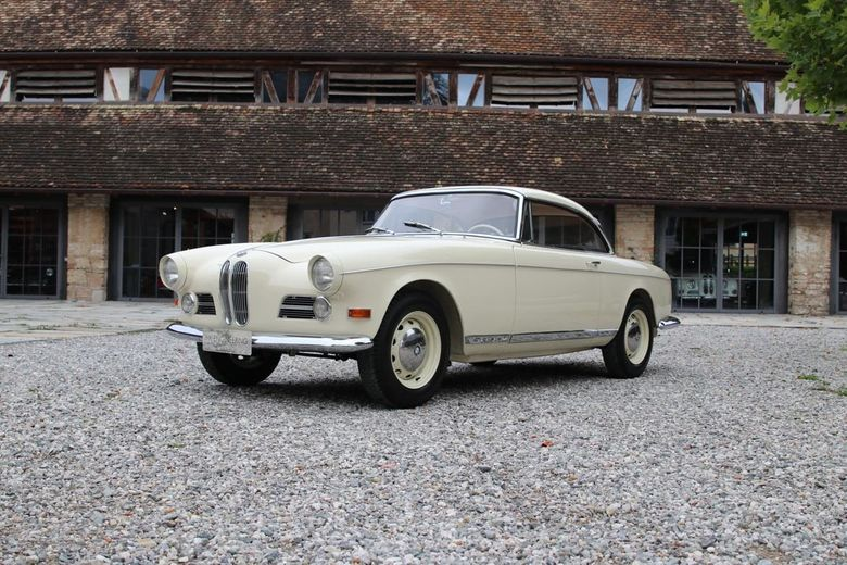 1958 BMW 503 - Coupé - Vintage car for sale