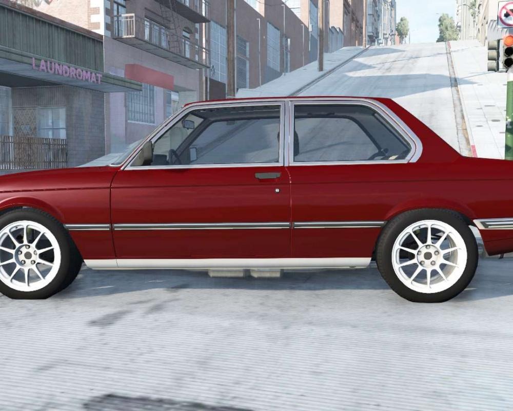 BMW 316 coupe (E21) 1979 für BeamNG Drive