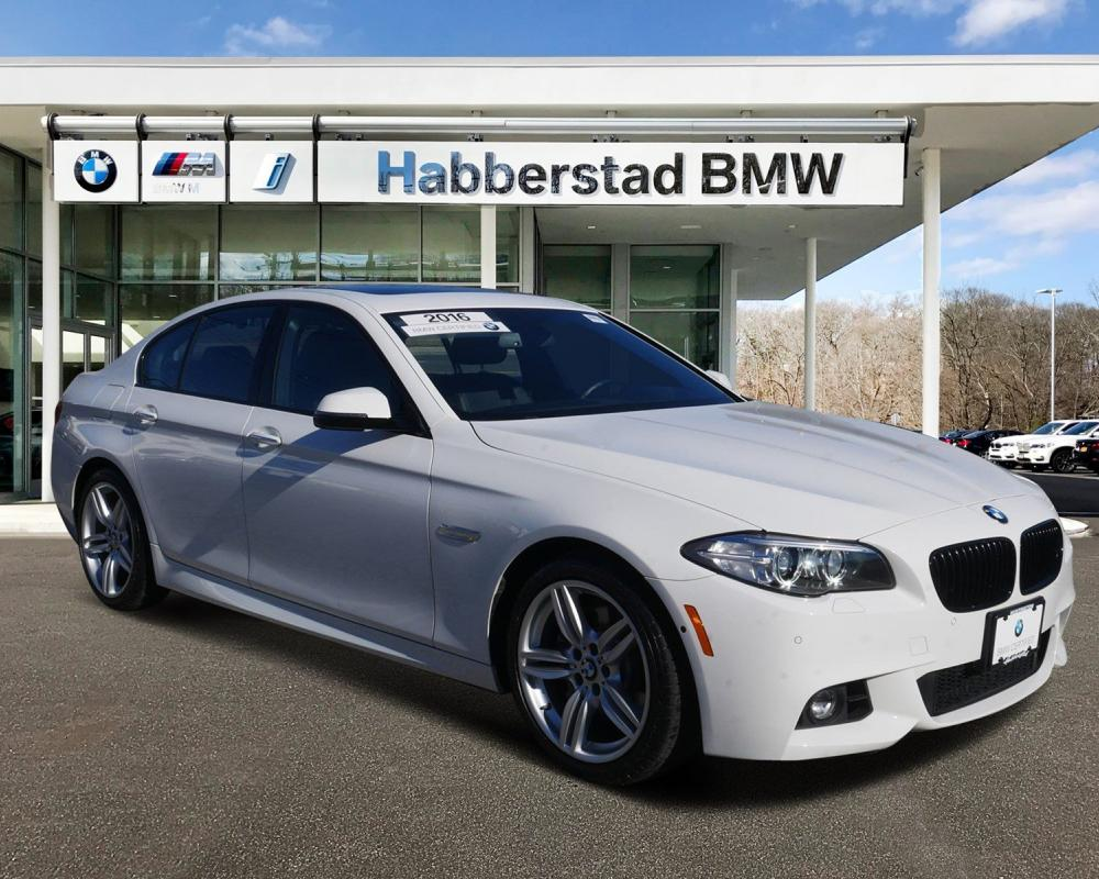 Certified Pre-Owned 2016 BMW 5 Series 535i xDrive 4dr Car in Bay ...