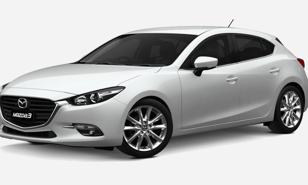 A Quick 2018 Mazda 3 SP25 Astina Equipment Overview | Melville Mazda