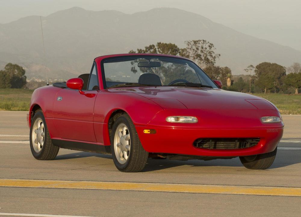 Mazda Launches MX-5 Miata Restoration Program In Japan