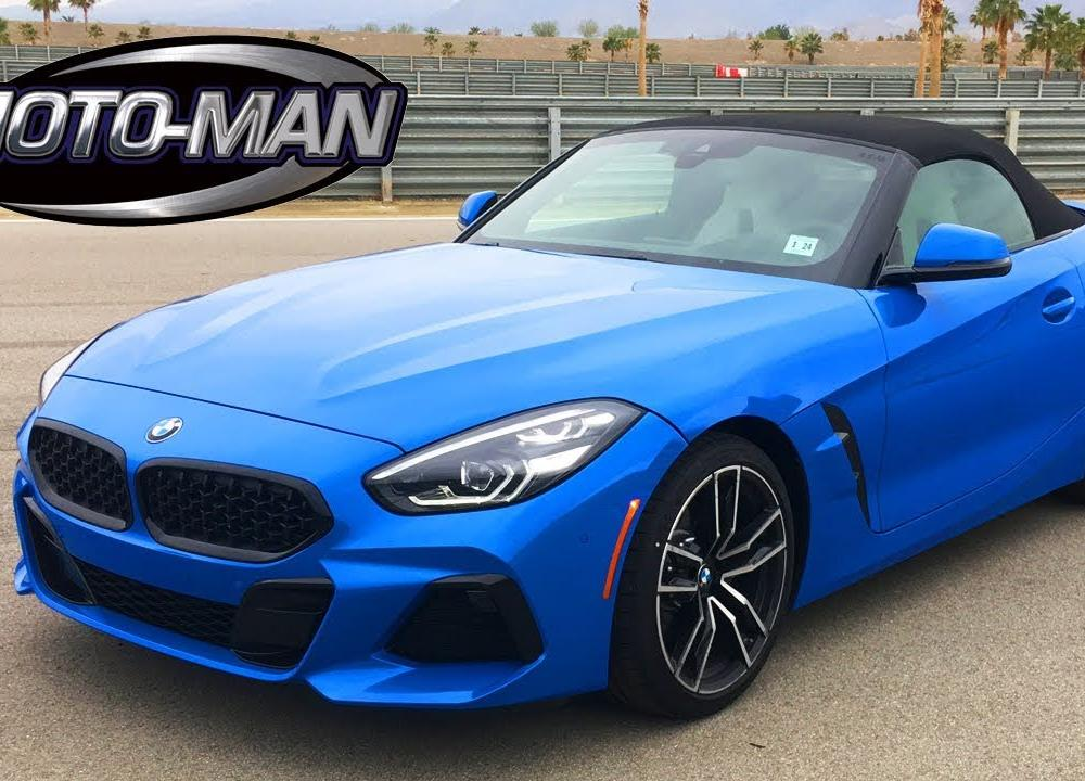 2019 BMW Z4 S30i *On Track* FIRST DRIVE REVIEW & TECH REVIEW - YouTube