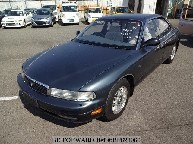 Used 1991 MAZDA SENTIA 30 LIMITED G/E-HDES for Sale BF623066 - BE ...