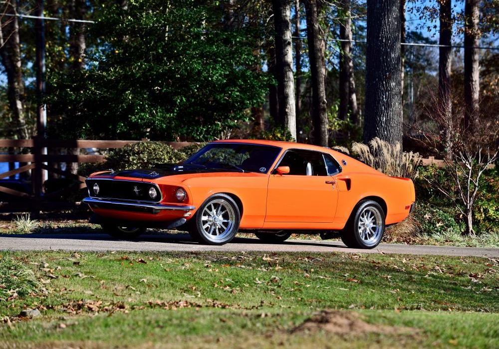 1969 Ford Mustang GT 351 Resto Mod Pro Touring Super Street Car ...