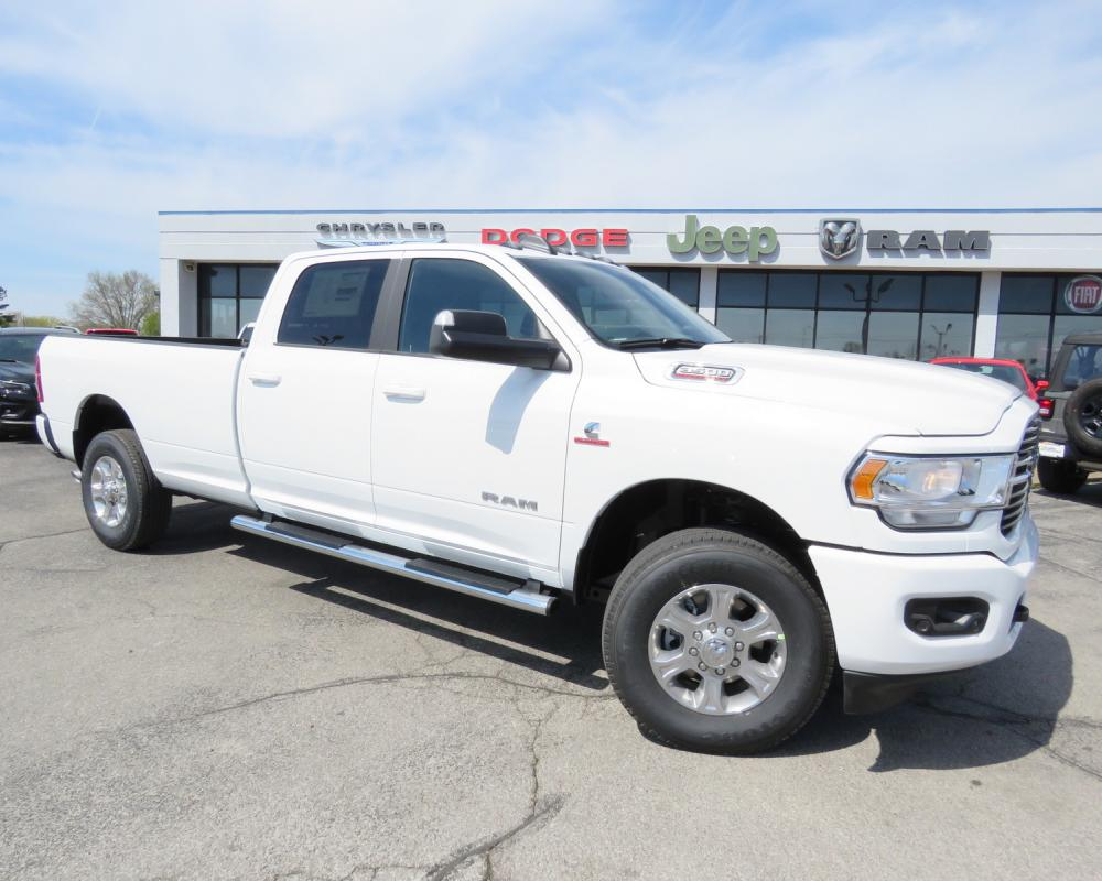 New 2019 RAM 3500 Big Horn 4D Crew Cab for Sale #G525984 ...