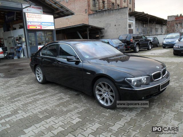 2003 BMW 760i - Car Photo and Specs