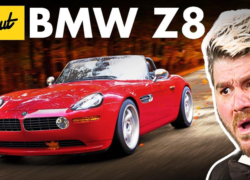 BMW Z8 - The Forgotten Ferrari Killer | Up to Speed - YouTube