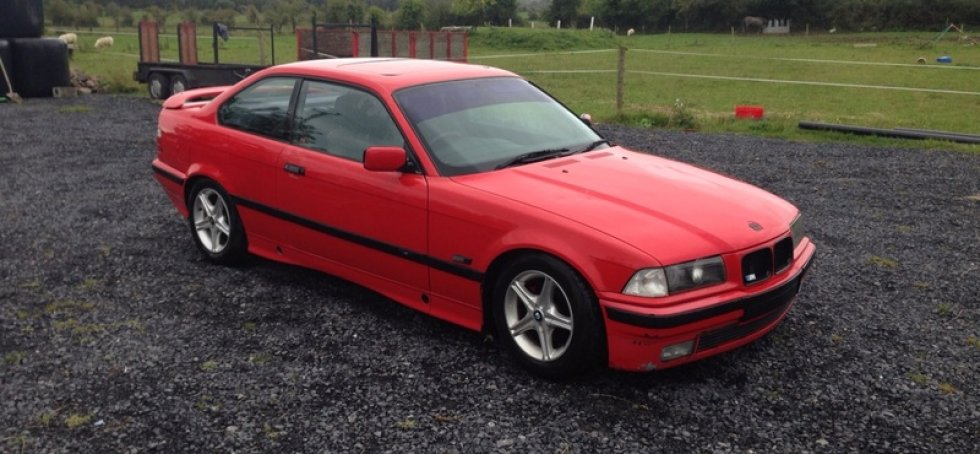 Bmw 316 Coupe For Sale Breaking For Sale in Ballinasloe, Galway ...