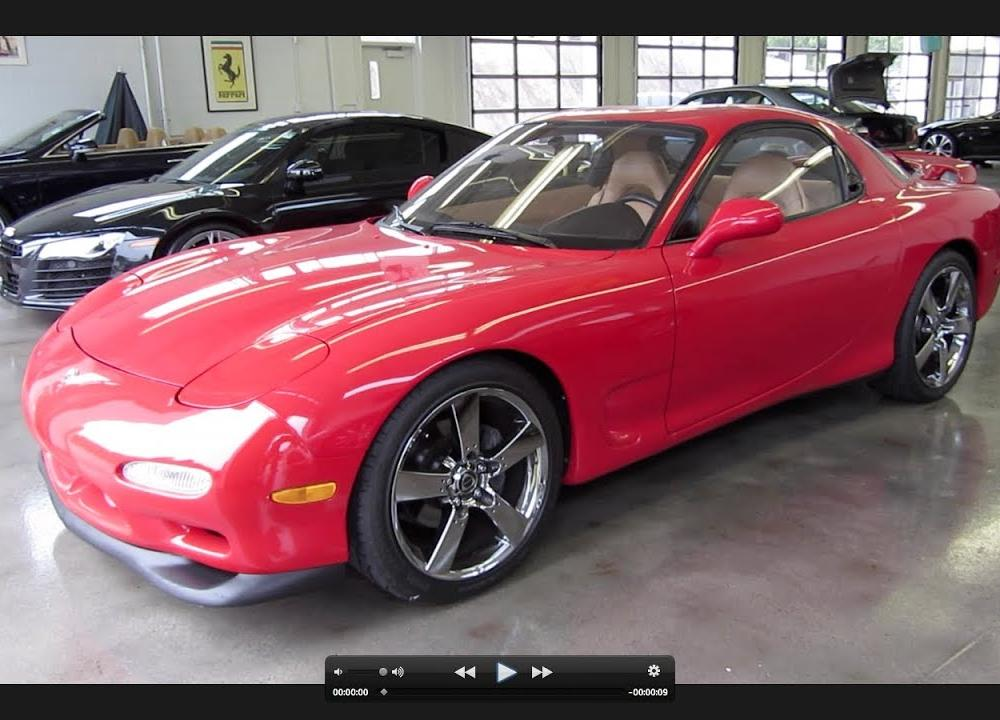 1993 Mazda RX-7 Twin Turbo Start Up, Exhaust, and In Depth Tour ...