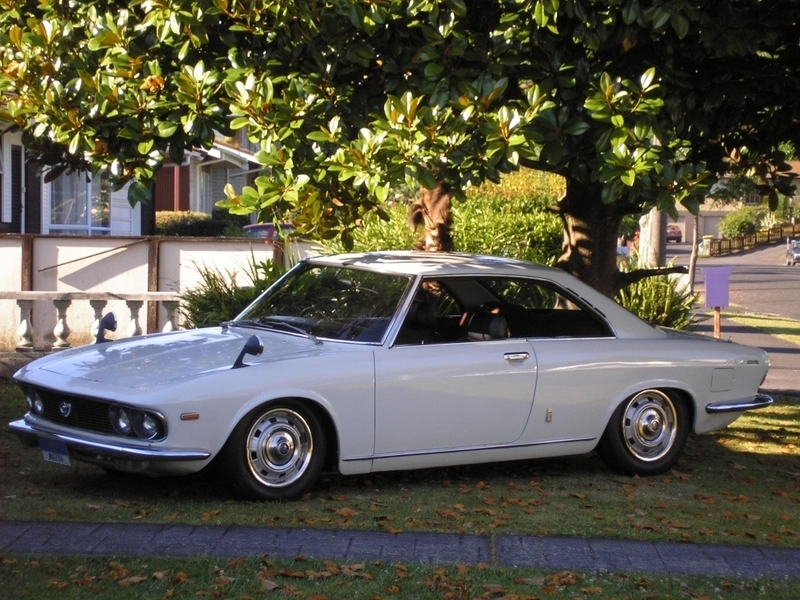 Mazda luce Photo and Video Review. Comments.