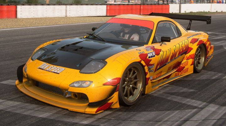 IGCD.net: Mazda RX-7 GT-Spec in GRID