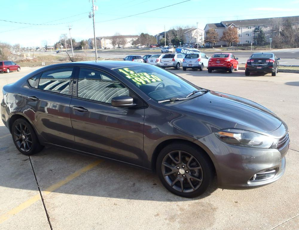 2015 Dodge Dart SXT - Stock # 286990 - Altoona, IA