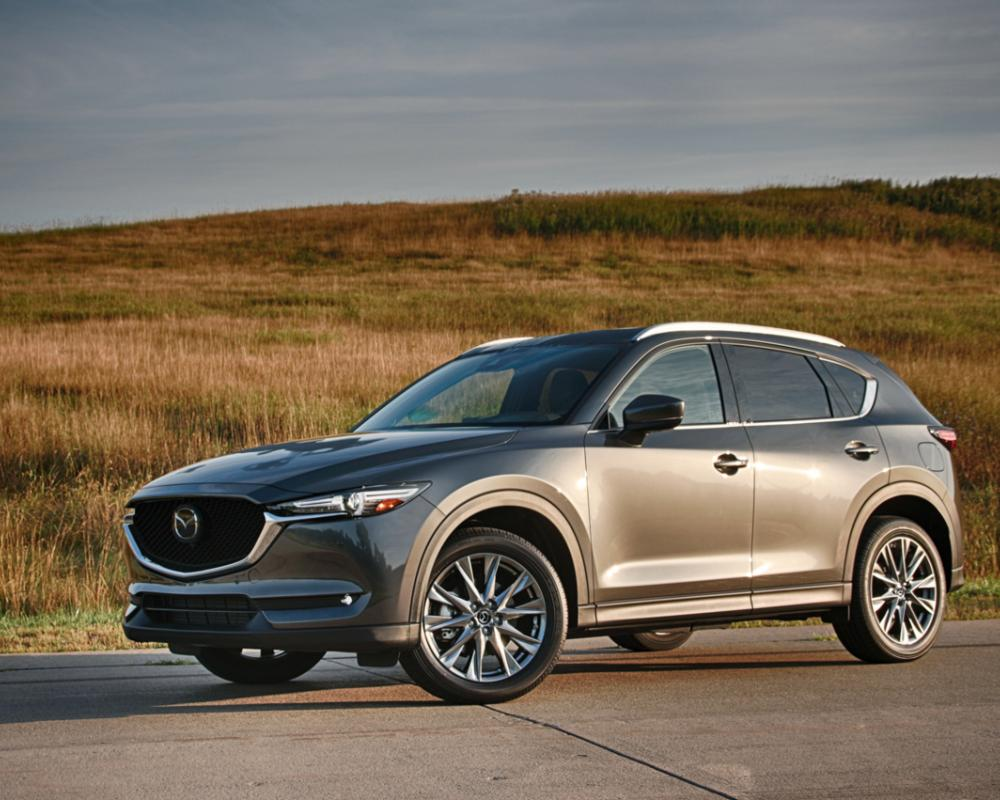 2019 Mazda CX-5 Signature SkyActiv-D - Does It Have A Niche In ...