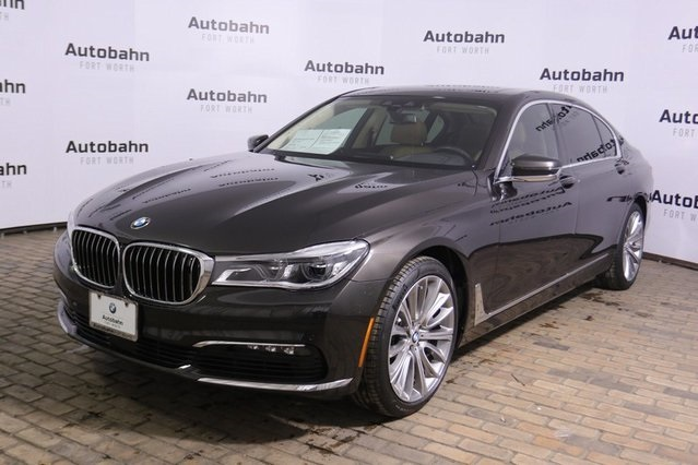 Certified Pre-Owned 2018 BMW 7 Series 750i xDrive 4D Sedan in Fort ...