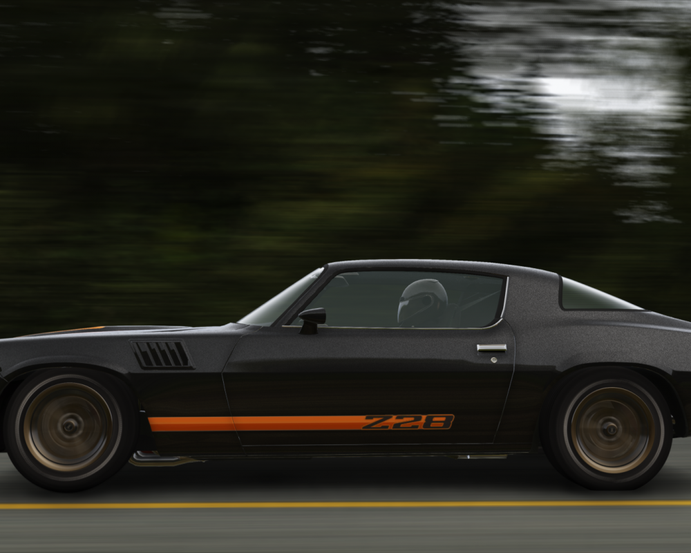 1979 Chevrolet Camaro Z28 [Add-On | LODS | Tuning | Template ...