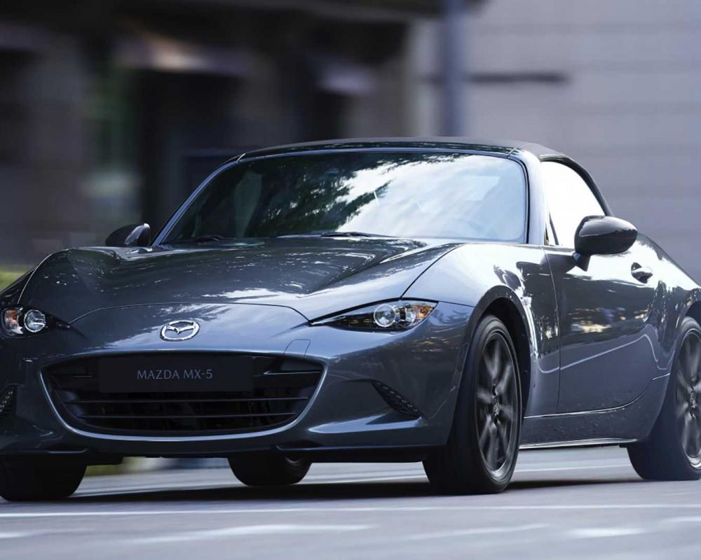 2020 Mazda MX-5 Miata Gets New Standard Tech, Price Bump