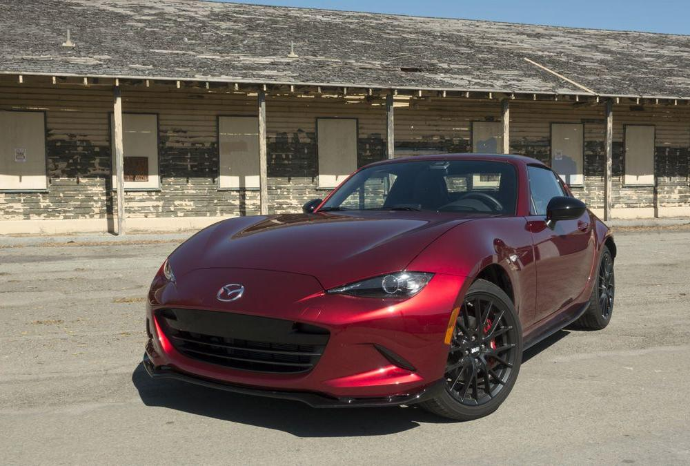 2019 Mazda MX-5 Miata RF review: Still the best after all these ...