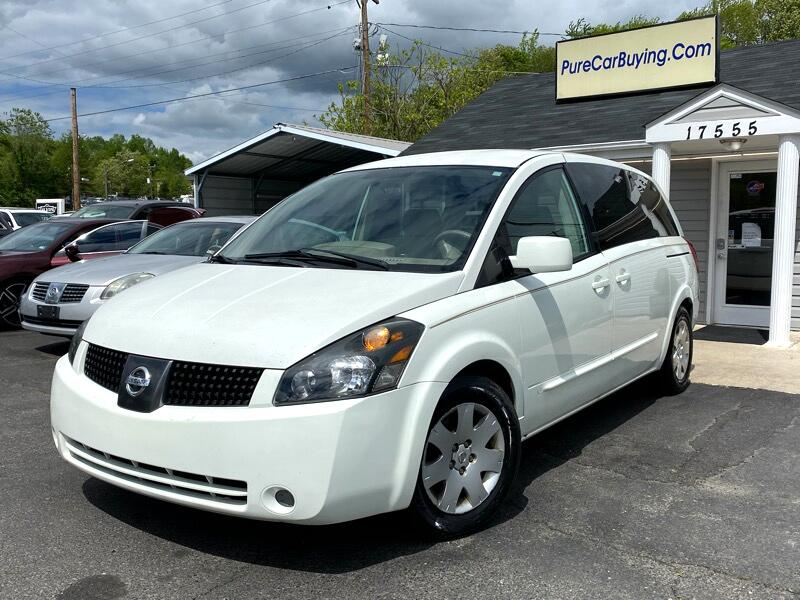 Used 2004 Nissan Quest 3.5 SE for Sale in Dumfries VA 22026 Pure ...