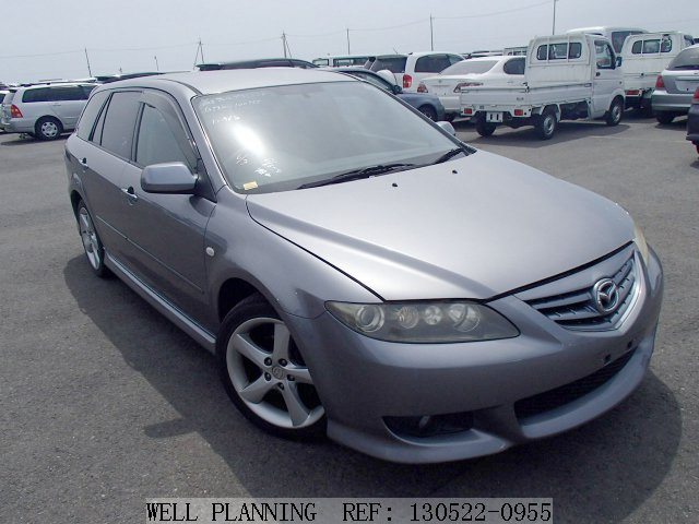 Japanese Used MAZDA Atenza 23S/Alloy Wheels/CD Wagon 2002 From ...