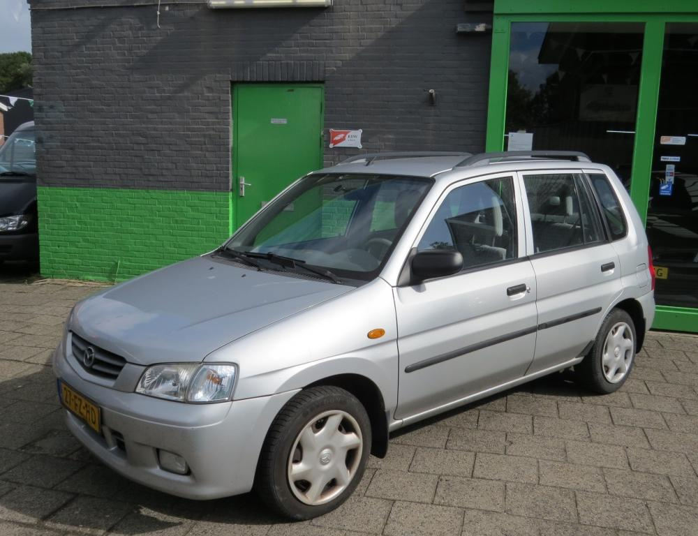 Buy 2000 Automatic transmission Mazda Demio 1.5 Touring Automatic ...