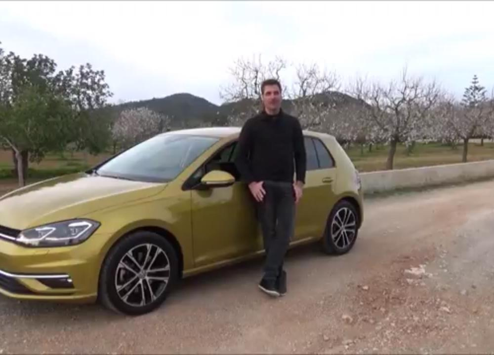 2017 VW Golf Highline TSI Evo Fahrbericht, Review, Test - YouTube