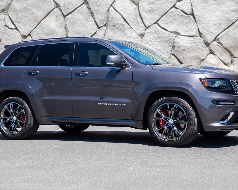 2015 JEEP Grand Cherokee SRT-8 – West Coast Exotic Cars