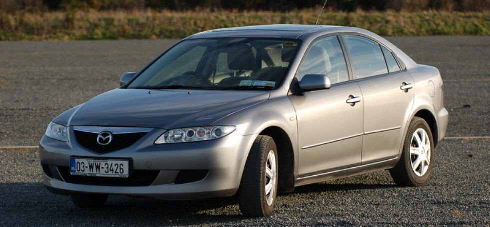 Mazda 6 18 Touring For Sale in Greystones, Wicklow from makoluck