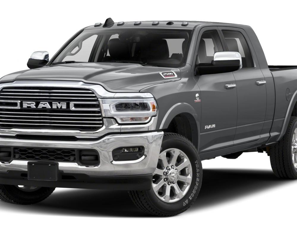 2019 RAM 2500 Laramie 4x4 Mega Cab 160.5 in. WB Specs and ...