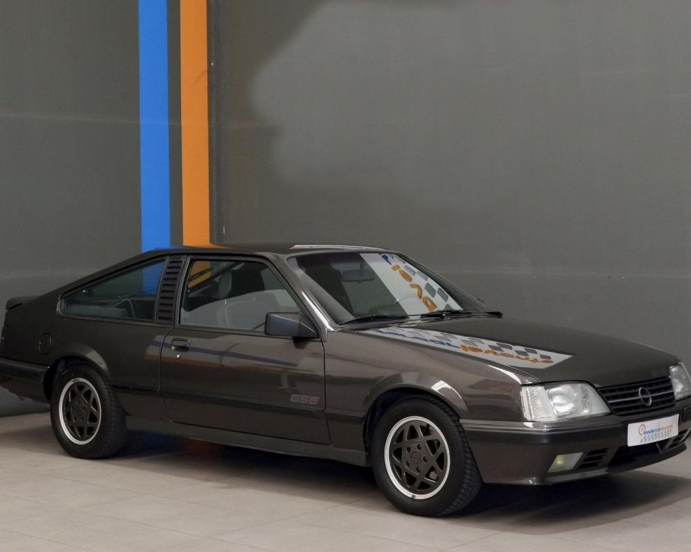 1982 Opel Monza Coupe 3.0 GSE | Opel, Monza, Automobile