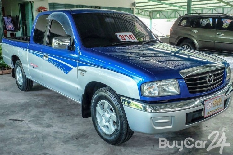 MAZDA - FIGHTER B2500 TURBO - FREE STYLE OPEN CAB - 2.5 MT - BuyCar24