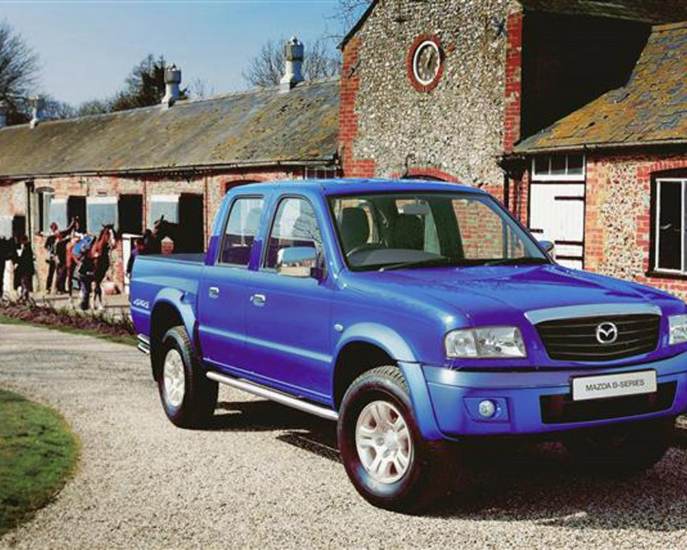 Mazda B-Series pickup review (1999-2006) | Parkers