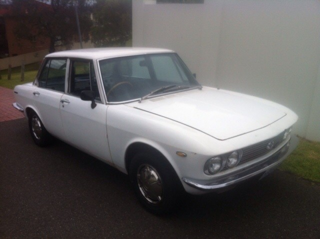 1969 Mazda 1500 SS - mr1300 - Shannons Club