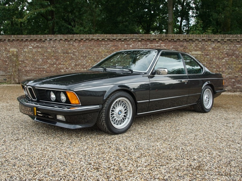 1987 BMW 635 CSI is listed Sold on ClassicDigest in Brummen by ...