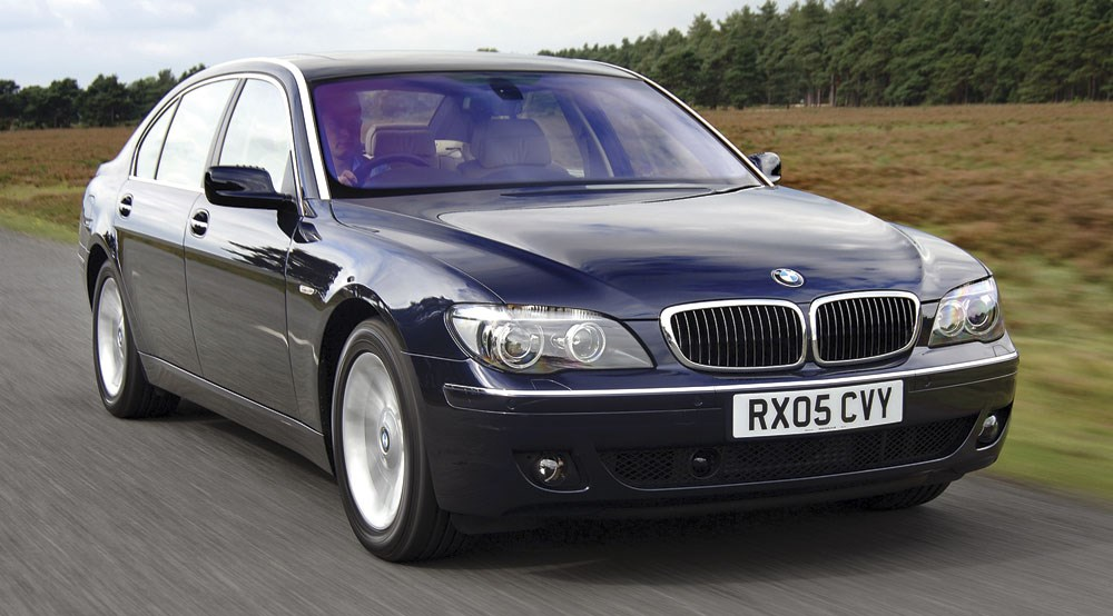 BMW 730Ld SE (2008) review | CAR Magazine