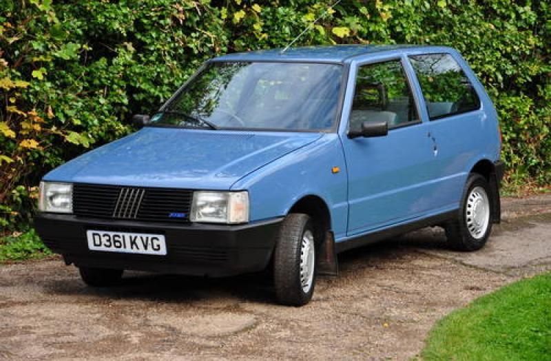 Fiat Uno Formula 45 | Sadcase Car Club | West Sussex (With images ...