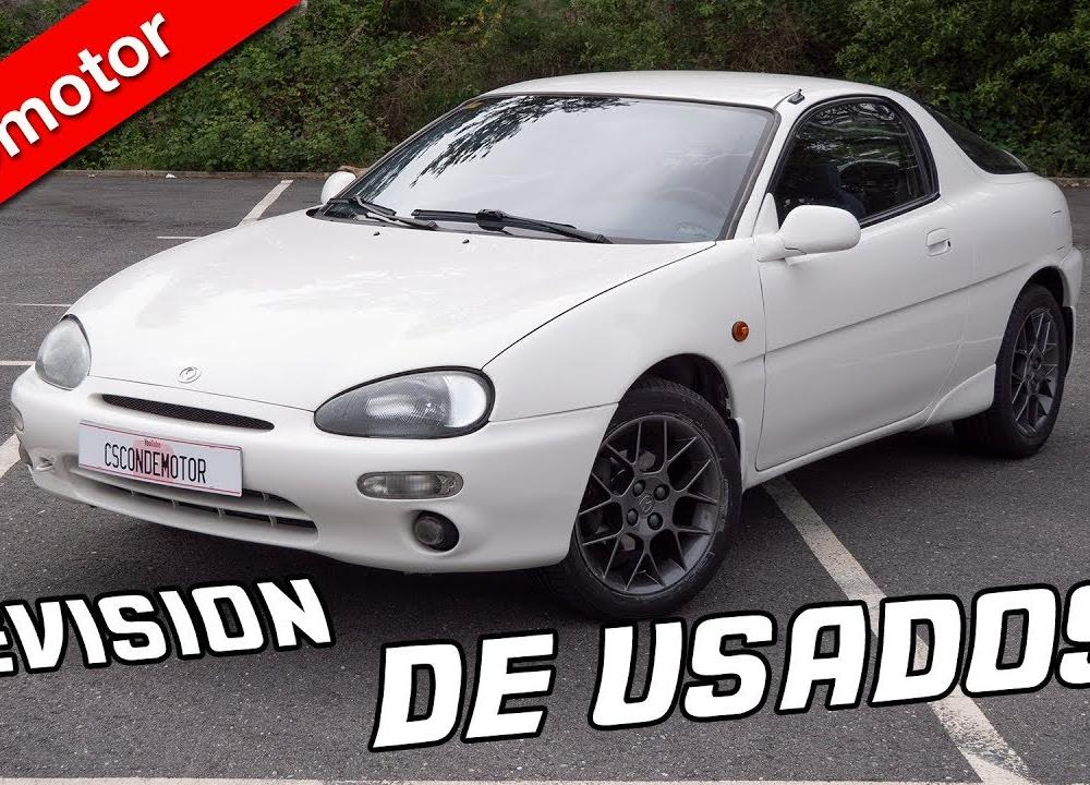 Mazda MX-3 | 1991 - 1998 | Revisión - YouTube