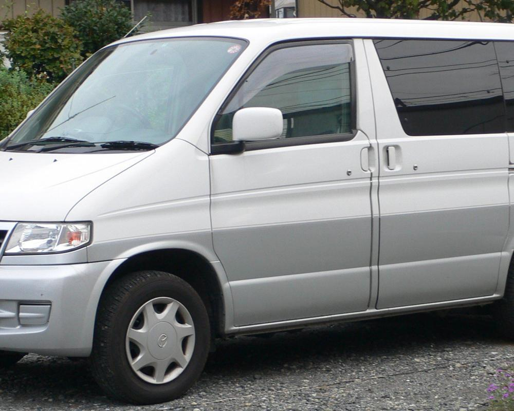 Pin by Recondition Engines on Mazda | Mazda bongo, Mazda bongo ...