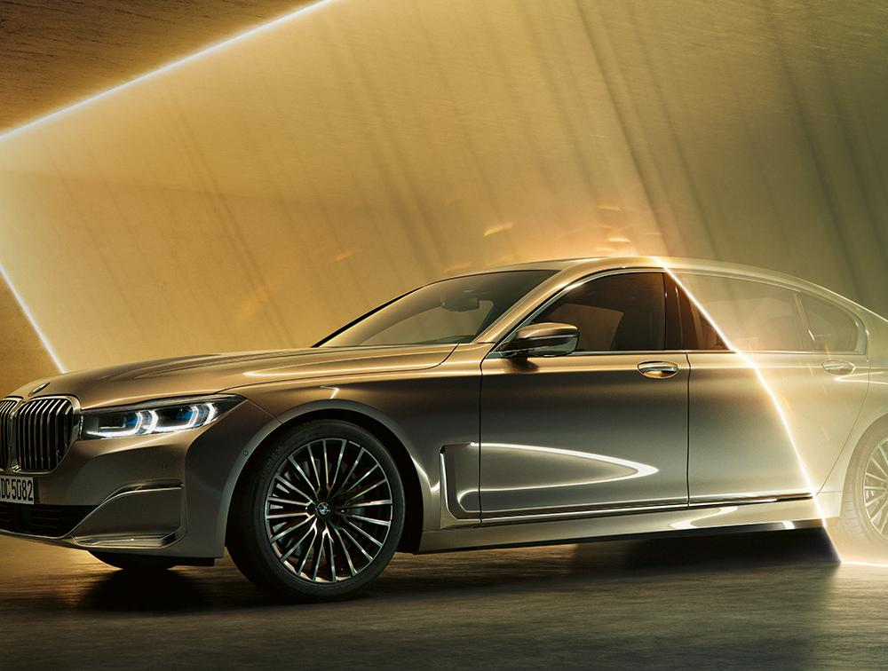 BMW 7 Series : The Sedan of the luxury class | BMW.ly