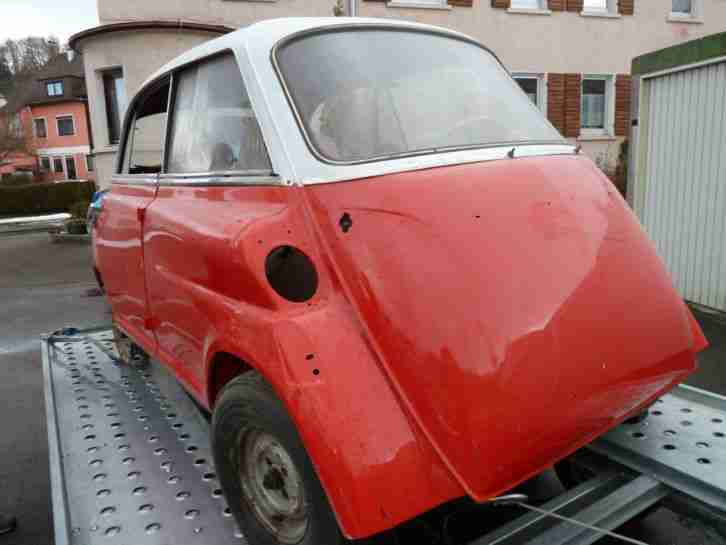 BMW Isetta 600 - Topseller Oldtimer Car Group.