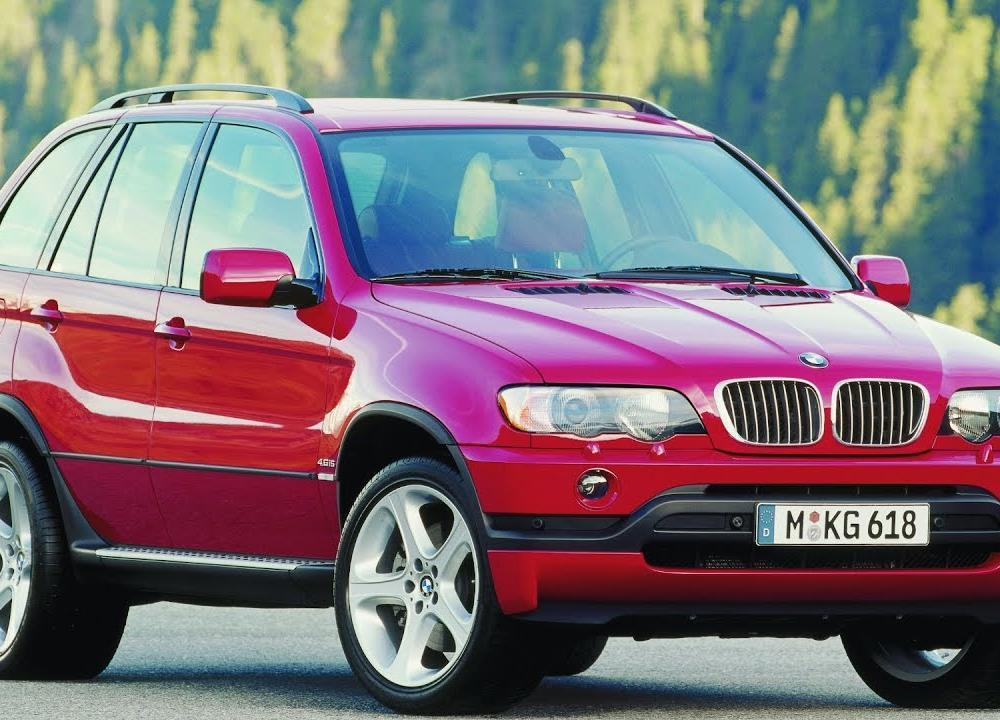 BMW X5 4.6is E53 - Legendary SUV (Brand NEW Condition) - YouTube