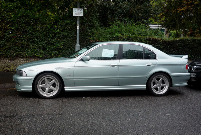 1998 BMW 540i AC Schnitzer | For sale at a pound under £3000… | Flickr