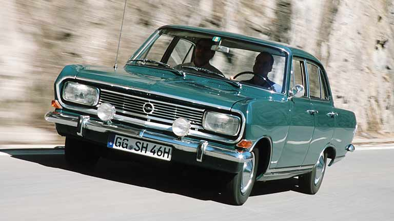 Opel Rekord - Infos, Preise, Alternativen - AutoScout24