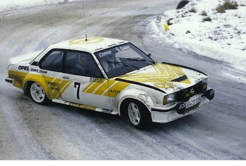 Ascona 400 - Motorsport - Opel 400 Club