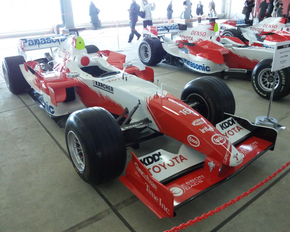 File:Toyota TF105.jpg - Wikimedia Commons