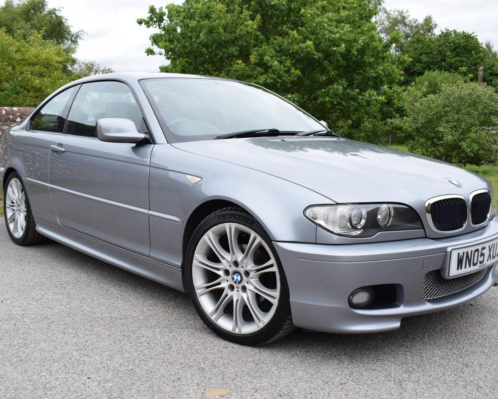 2005 05/05 BMW 318Ci 2.0 SPORT - 2 OWNERS - 73K - BMWSH For Hire ...