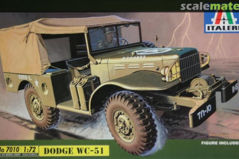 Dodge WC-51, Italeri 7010 (2002)
