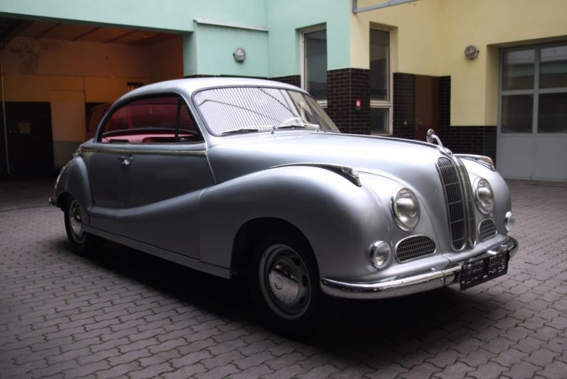 1955 BMW 502 is listed For sale on ClassicDigest in Zvonarka 10CZ ...