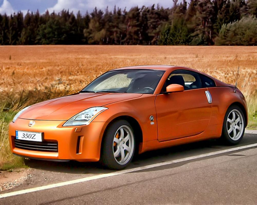 Nissan 250z Photo and Video Review. Comments.