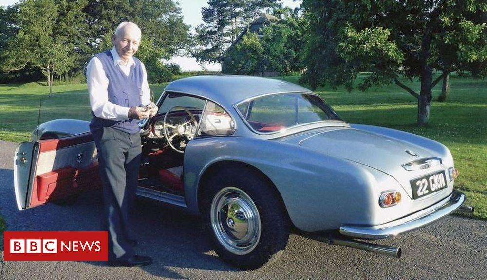 John Surtees' 'very special' 1957 BMW sells for £4m - BBC News